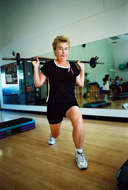 Carole_weight_lifting